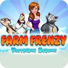 Odlotowa Farma: Huragany gra