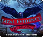 Fatal Evidence: The Missing Collector's Edition gra