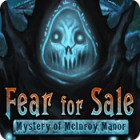 Fear For Sale: Mystery of McInroy Manor gra
