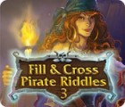 Fill and Cross Pirate Riddles 3 gra