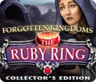 Forgotten Kingdoms: The Ruby Ring Collector's Edition gra