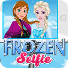 Frozen Selfie Make Up gra