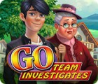 GO Team Investigates: Solitaire and Mahjong Mysteries gra