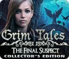 Grim Tales: The Final Suspect Collector's Edition gra