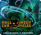 Halloween Chronicles: Evil Behind a Mask Collector's Edition gra