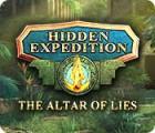 Hidden Expedition: The Altar of Lies gra
