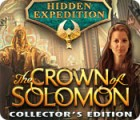 Hidden Expedition: The Crown of Solomon Collector's Edition gra