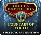 Hidden Expedition: The Fountain of Youth Collector's Edition gra
