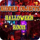 Hidden Objects Halloween Room gra