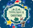 Holiday Jigsaw Christmas 4 gra