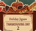 Holiday Jigsaw Thanksgiving Day 2 gra