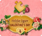 Holiday Jigsaw Valentine's Day 4 gra
