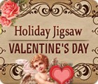 Holiday Jigsaw Valentine's Day gra