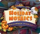 Holiday Mosaics Halloween Puzzles gra