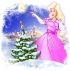 Hania - Pomocnik Świętego Mikołaja gra