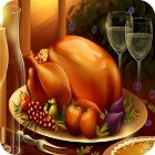 How To Make Roast Turkey gra