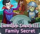 Incredible Dracula III: Family Secret gra