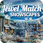 Jewel Match: Snowscapes gra