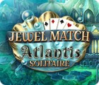 Jewel Match Solitaire Atlantis gra