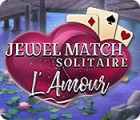 Jewel Match Solitaire: L'Amour gra
