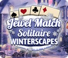 Jewel Match Solitaire: Winterscapes gra