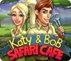 Katy and Bob: Safari Cafe gra