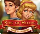 Kids of Hellas: Back to Olympus gra