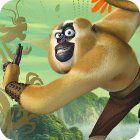 Kung Fu Panda 2 Monkey Run gra