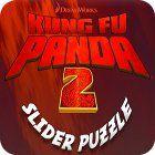 Kung Fu Panda 2 Puzzle Slider gra