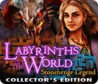 Labyrinths of the World: Stonehenge Legend Collector's Edition gra
