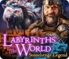 Labyrinths of the World: Stonehenge Legend gra