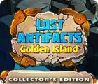 Lost Artifacts: Golden Island Collector's Edition gra