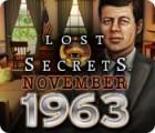 Lost Secrets: November 1963 gra