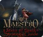 Maestro: Music of Death Strategy Guide gra