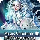 Magic Christmas Differences gra