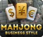 Mahjong Business Style gra