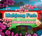 Mahjong Fest: Sakura Garden gra