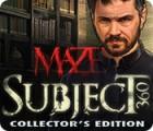 Maze: Subject 360 Collector's Edition gra