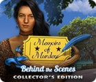 Memoirs of Murder: Behind the Scenes Collector's Edition gra