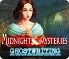 Midnight Mysteries: Ghostwriting gra