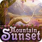Mountain Sunset gra