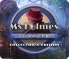 Ms. Holmes: Five Orange Pips Collector's Edition gra