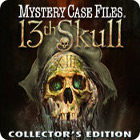Mystery Case Files: 13th Skull Collector's Edition gra