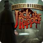 Mystery Murders: Jack the Ripper gra
