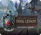 Mystery Trackers: Fatal Lesson Collector's Edition gra