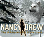 Nancy Drew: The White Wolf of Icicle Creek gra