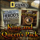 Nat Geo Games King and Queen's Pack gra