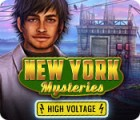 New York Mysteries: High Voltage gra
