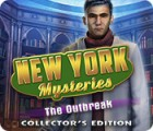 New York Mysteries: The Outbreak Collector's Edition gra