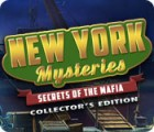 New York Mysteries: Secrets of the Mafia. Collector's Edition gra